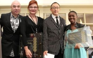 Nataniel, Jenny Andrew, Dion Chang, Milisuthando Bongela