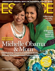 Michelle Obama and Mother